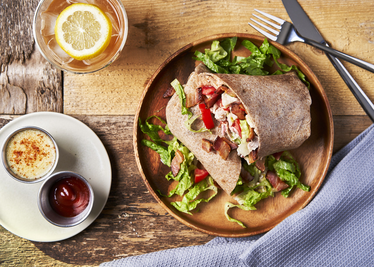 Chicken BLT <br>Wrap
